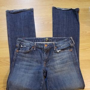 **3 for $20* 7FAM A Pocket Jeans